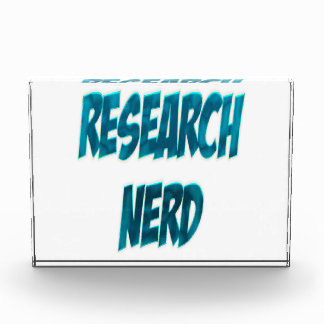 Research Nerd Blue Award