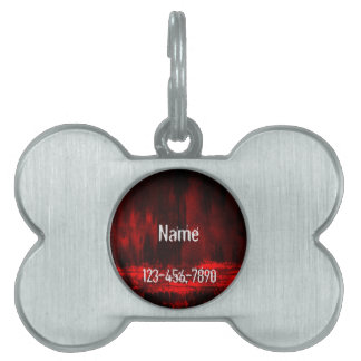 RESEARCH PET ID TAG