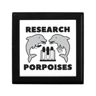 Research Porpoises Gift Box