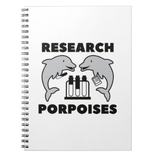 Research Porpoises Notebook