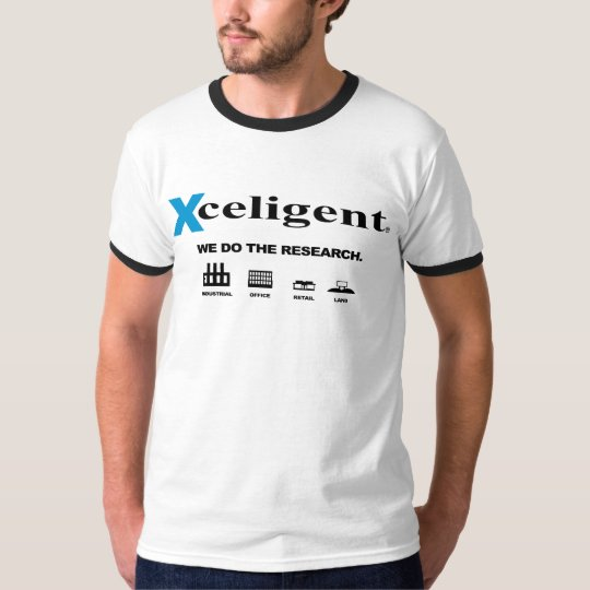 Research Ringer T T-Shirt
