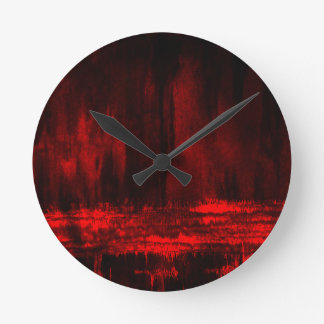 RESEARCH ROUND CLOCK