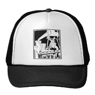 Research Scientist Trucker Hat