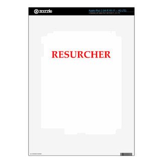 RESEARCH SKIN FOR iPad 3