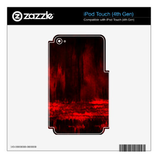 RESEARCH SKIN FOR iPod TOUCH 4G