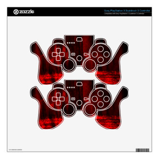 RESEARCH SKIN FOR PS3 CONTROLLER
