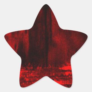 RESEARCH STAR STICKER