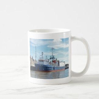 Research & Survey Ship Atlantic Wind Coffee Mug