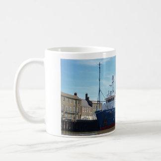 Research & Survey Ship Atlantic Wind Classic White Coffee Mug