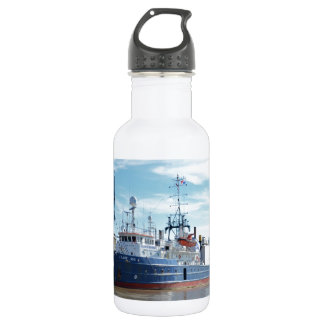 Research & Survey Ship Atlantic Wind Stainless Steel Water Bottle