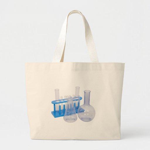 ResearchBeakersA071209 Tote Bag