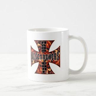 Researcher Hard Core Classic White Coffee Mug