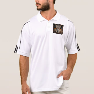 researchers looking owl polo t-shirt