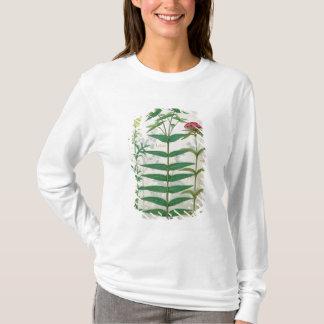 Reseda, Euphorbia and Dianthus T-Shirt