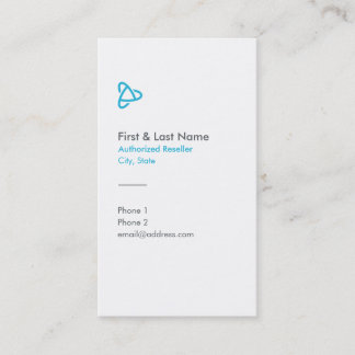 Reseller Business Cards