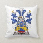 Resen Family Crest Pillows