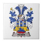 Resen Family Crest Tile