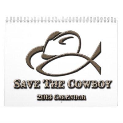Reserva 2013 el calendario del vaquero