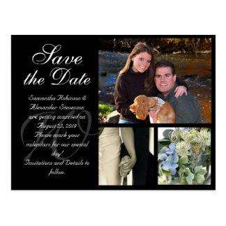 Reserva adaptable del boda las imágenes de la tarj postal