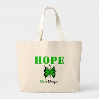 Reserva Darfur de la esperanza Bolsas De Mano