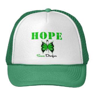 Reserva Darfur de la esperanza Gorro De Camionero