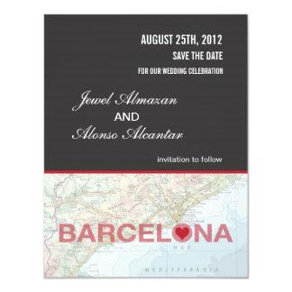 Reserva de Barcelona España la invitación de la