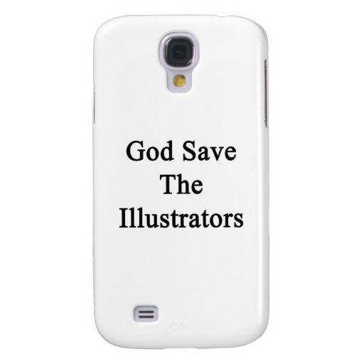 Reserva de dios los ilustradores