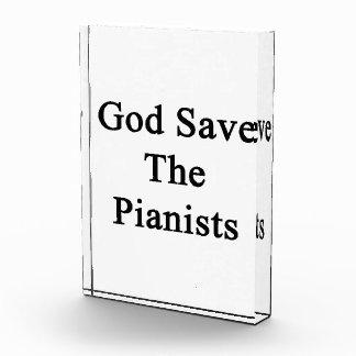 Reserva de dios los pianistas