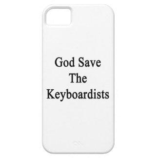 Reserva de dios los teclistas iPhone 5 carcasa