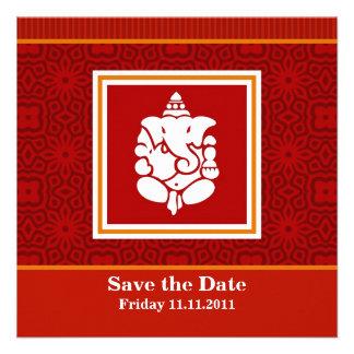 Reserva de Ganesha la fecha Comunicados Personales