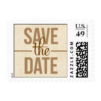 Reserva de interés general la fecha timbres postales
