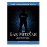 Reserva de la estrella de cine de Mitzvah de la ba Tarjetas Postales