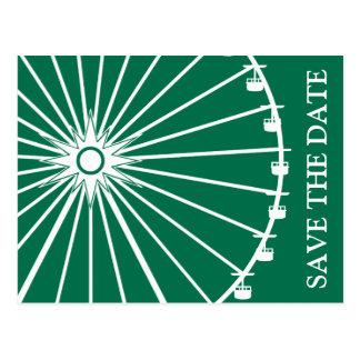 Reserva de la noria las postales de la fecha (verd