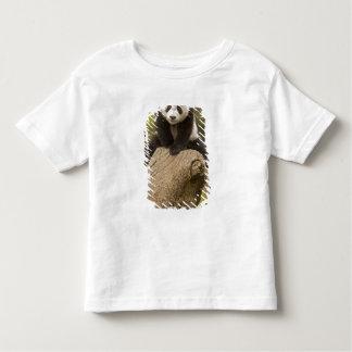 Reserva de la panda de Wolong, China, panda del Playera De Bebé