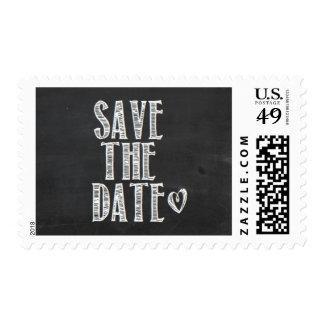Reserva de la pizarra el sello de fecha 2