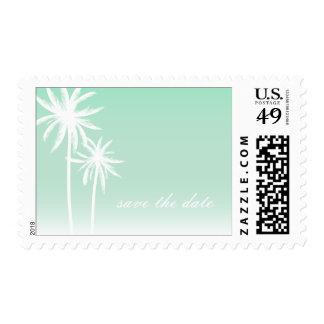 Reserva de la playa de las palmeras de Ombré de la Sello