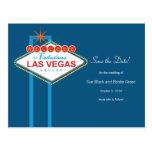 Reserva de Las Vegas la fecha Postal