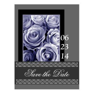 Reserva de los rosas y del cordón del BÍGARO la po Tarjetas Postales