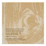 reserva de madera rústica de la caída del otoño de