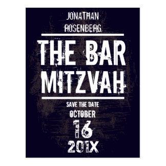 Reserva de Mitzvah de la barra de la banda de rock Postales