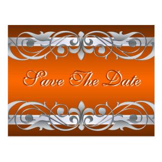 Reserva de plata de la grande duquesa naranja la p postales