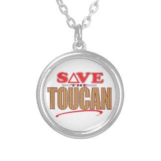 Reserva de Toucan Collar Plateado