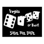 Reserva de Vegas o del busto la postal de la fecha