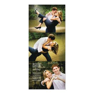 Reserva del argumento la invitación de la foto de invitación 10,1 x 23,5 cm