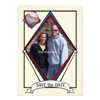 Reserva del béisbol la fecha anuncio