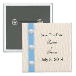 Reserva del boda de playa del Seashell la fecha