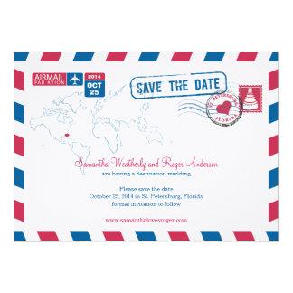 Reserva del boda del correo aéreo de la Florida la Comunicados Personales