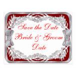 Reserva del boda del día de fiesta del navidad las postales