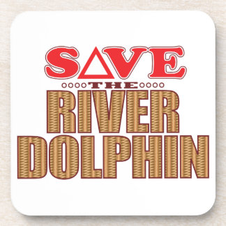 Reserva del delfín de río posavasos