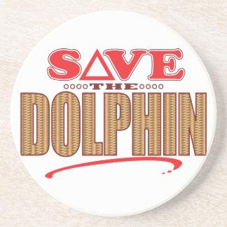 Reserva del delfín posavasos manualidades